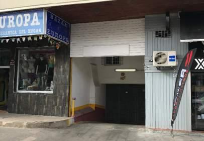 Garaje en calle Danza Invisible