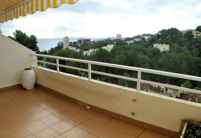 Penthouse in calle Barranc