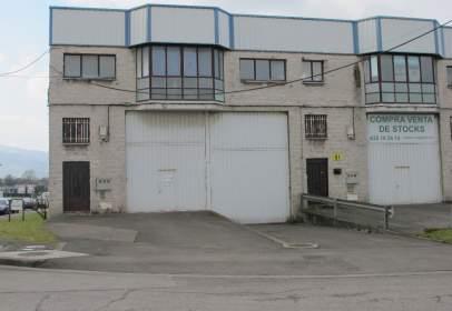 Industrial building in calle Poligono Asipo, nº 8