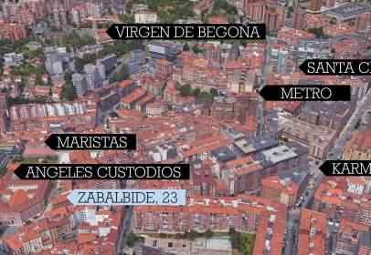 Pis a calle Zabalbide,  23