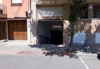 Garatge a calle Canigó