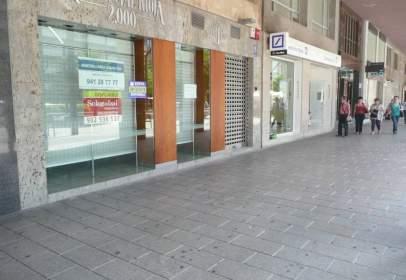 Local comercial en calle Gran Via