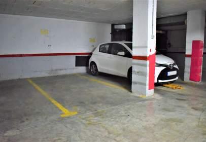 Garaje en calle de Almuñécar