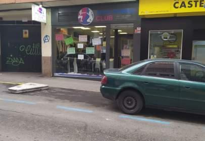 Local comercial en calle del Conde de la Cañada
