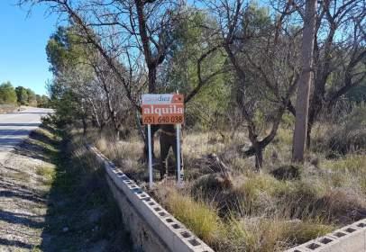 Terreny a Carretera Callosa