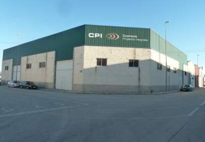 Industrial Warehouse in calle Llauradors