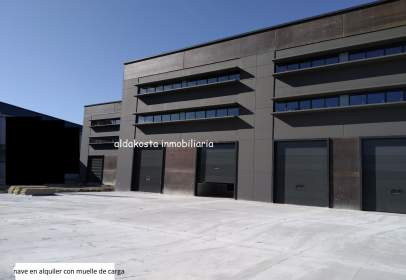 Nave industrial en calle Derio Ugaldeguren I,