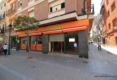 Local comercial a calle Gavarres