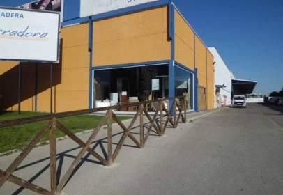 Nave industrial en Parque Empresarial