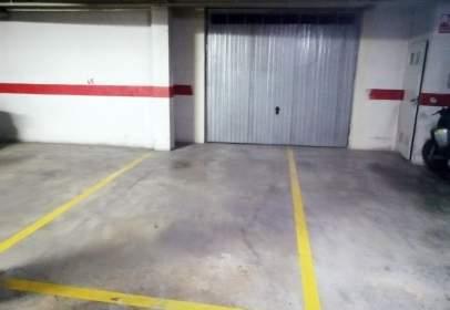Garaje en Plaza José Solis