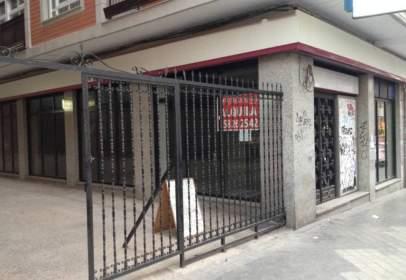 Local comercial en calle Emperatriz Eugenia