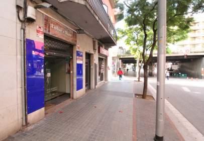 Local comercial en Avinguda de Catalunya, cerca de Carrer de Sant Quintí