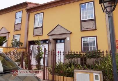 Casa adosada en calle de los Gofiones