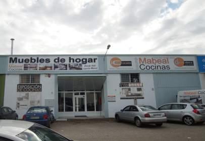 Nave comercial en calle Sánchez Barriga