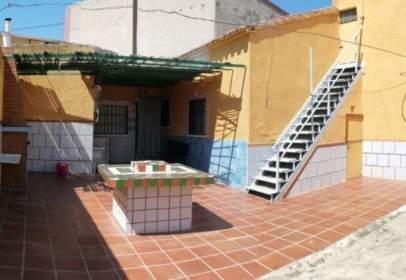 Xalet unifamiliar a calle del Chorro