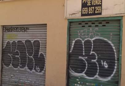 Local comercial a calle Prudencio Alvaro, nº 40