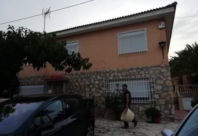 Xalet a calle del Puig Campana