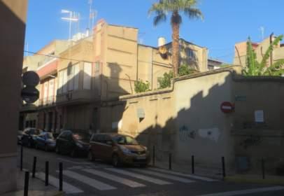 Terreno en calle Artesana, nº 17