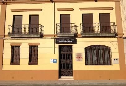 Edificio en calle Campillo