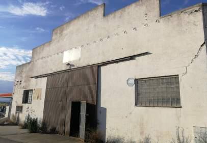 Nave industrial en calle Buena Vista