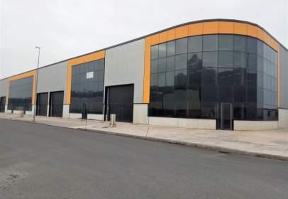 Industrial Warehouse in Polígono Industrial de Heras, nº 201