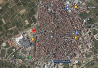 Land in calle Barranco de La Prada, nº 11