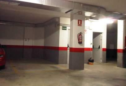 Garage in calle Residencial La Hipica