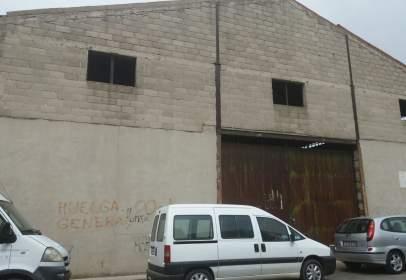 Nau industrial a calle Emilio Niveiro