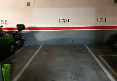 Garatge a calle Alcalde Henche de La Plata, nº 22