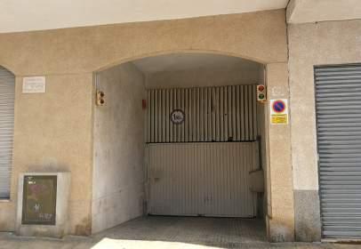 Garaje en calle Cabana
