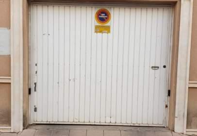 Garatge a calle de Canalejas, nº 25