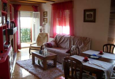 Flat in calle Real