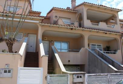 Terraced house in calle Llebeig