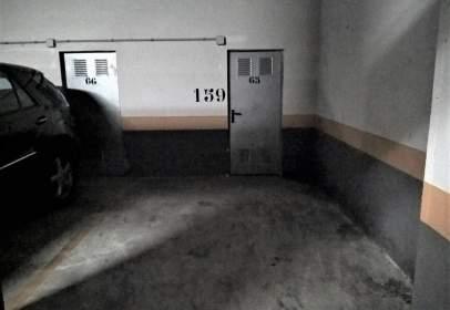 Garaje en calle del Catedrático Abelardo Rigual