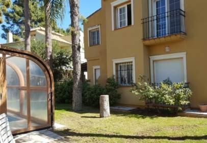 Casa unifamiliar en Avenida Huerta