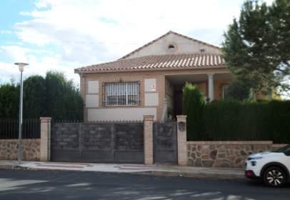 Casa a calle Albarracin