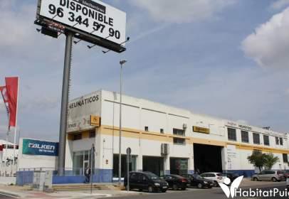Nau comercial a calle Marqués del Turia