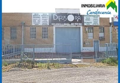 Industrial building in Val de La Horca