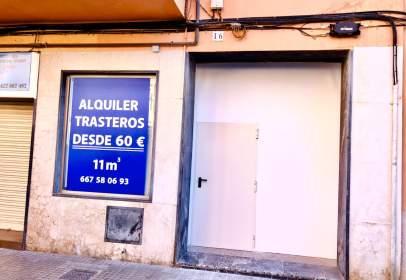 Traster a Carrer d'Adrià Ferran