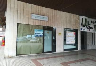 Local comercial en Paseo Regino Sainz de La Maza, nº 16