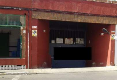 Garatge a Avenida de Orihuela, nº 118
