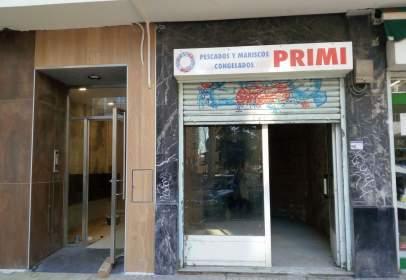 Commercial space in calle de Vitoria