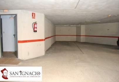 Garage in calle de las Obras Públicas, nº 20