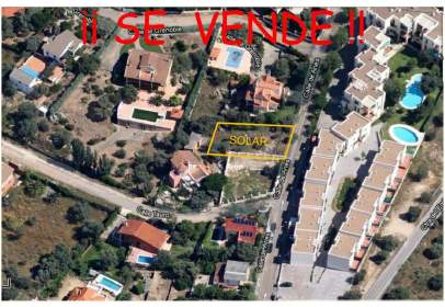 Land in calle de Aries, nº 5