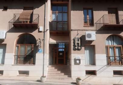 Edificio en calle Peñarroya de Tastavins