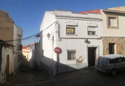 Casa pareada en calle de Pedro Cortés Monroy, nº 16