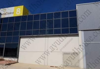 Industrial building in calle de la Retama, nº 15