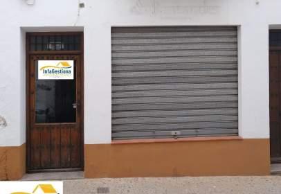 Local comercial en calle de Quevedo, nº 16