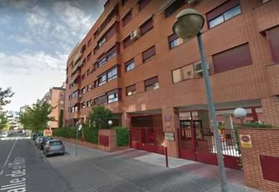 Garatge a calle del Rocío, nº 10