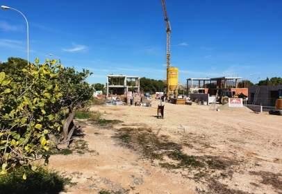 Land in calle de Las Palmas, nº 2